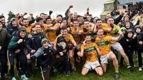 Leitrim seal promotion on proud afternoon