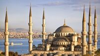 Istanbul: A weekend break with a difference
