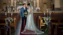 Wedding of the Week: Roman holiday leads to wedding proposal for Áine and Gerard
