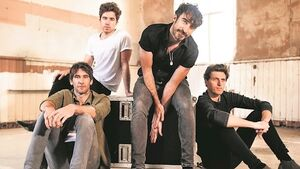 The Coronas named as latest Live At The Marquee act