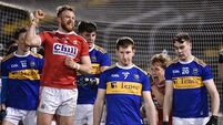 Relief for Ronan McCarthy as Cork scramble over the line