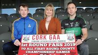 Cork GAA announces championship ticket offers