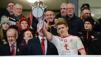 Tyrone regain McKenna Cup against 13-man Armagh