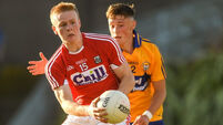 Cork team to face Clare announced