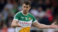 Niall McNamee comes out of retirement to rejoin Offaly panel