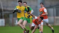 Declan Bonner tightlipped on missing Donegal trio
