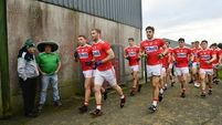 Statements of intent welcome at any time for Cork football