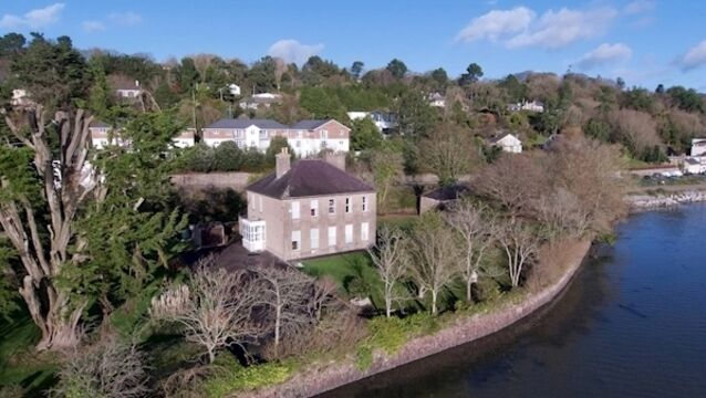 Houe of the week: Pride of the parish at Glounthaune's Parochial House