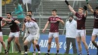 Galway make hay as Cavan sweat in sin bin