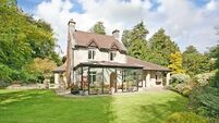 Game on for perfect cottage in Adare
