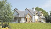 A modern, but oh so cosy home near Innishannon