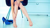 Fancy footwork: Give bunions the boot