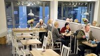 Restaurant review: Coffee worthy of a title at Duke's