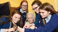 Let's hear it for the girls: New book celebrates Cork's Scoil Mhuire
