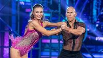 DWTS: Bastick is on fire while Stinger must turn to zumba to be more hip
