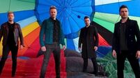 LISTEN: Westlife release first music in eight years with brand new single Hello My Love