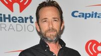 Luke Perry hospitalized after reports of suffering a stroke