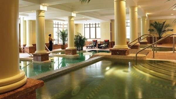 Angsana Spa in the Brehon Hotel in Killarney is the flagshipof the famous Banyan Tree group of luxury spas.