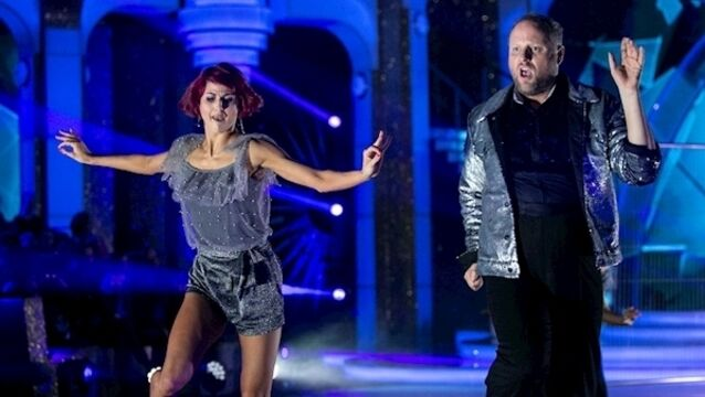 DWTS: Final whistle as judges give Bastick the boot