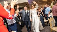 Wedding of the Week: California dream for bride and groom