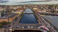 A river runs through it: A tale of love in Cork City