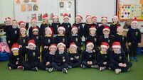 Unravelling the secrets of Santa Claus with Carrigaline Junior Infants