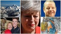 Friday's Evening round-up: May resigns; Mixed election turnouts; Second Irish Everest death