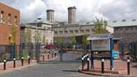 Staff in Mountjoy Prison 'cut, punched or bitten'  by inmates once a week