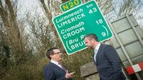 Contract awarded for work on M20 Cork to Limerick motorway