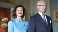 King and Queen of Sweden to begin state-visit to Ireland