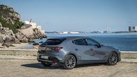 New Mazda3 can take on Focus and Golf