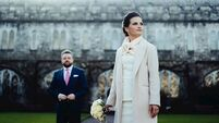 Wedding of the Week: Saying 'I do' at chic Cork celebration