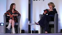 Watch: Sonya Lennon meets writer Louise O'Neill as part of #ieStyle event