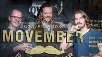 Movember: Helping men to open up