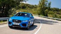 Jaguar's first SUV is bullet-fast and packed with character