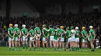 Do hurlers not deserve to stand and sing our national anthem?