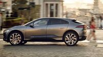 Jaguar setting the 'I-Pace' in electric cars
