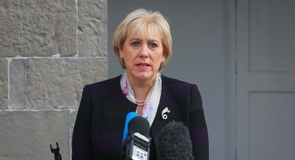 File picture of Business Minister Heather Humphreys