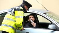 15% rise in arrests for driving 'under the influence'
