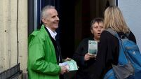 Cuffe tops of the pile in Dublin as poll suggests good day ahead for Greens