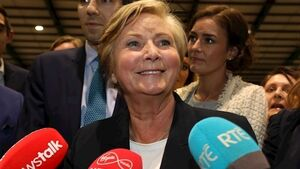 #Elections2019: Frances Fitzgerald joins Ciaran Cuffe as MEP in Dublin constituency