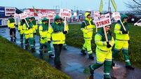 500 ambulance personnel to strike on Friday over union recognition