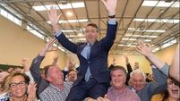 #Elections2019: Billy Kelleher 'elated' as he is elected as MEP for Ireland South