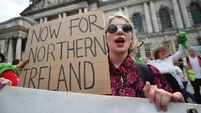 Abortion rights campaigners urge entertainment industry to extend US boycott to NI