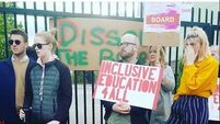 Parents protest use of Catholic agency to deliver sex education in Educate Together school