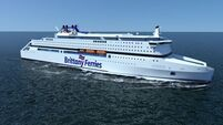 Brittany Ferries customer says he was 'shoddily' treated
