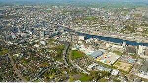 Cork City's population to grow by 85,000 and expand fivefold ... at midnight