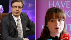 'He minded me': Lavinia Kerwick pays tribute as Gerry Ryan is heard again on 2FM
