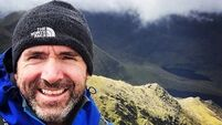 Search for Irish climber missing on Everest temporarily suspended
