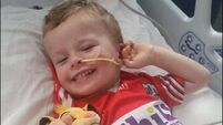 Mother of Cork hit-and-run toddler 'ecstatic' that he is walking again